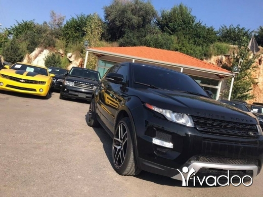 Rover in Beirut City - Kouba Motors Group a ajouté 17 photos à l'album $29,800 2013 evoque black/black dynamic v4.J'aime la