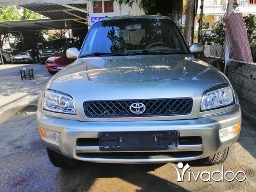 Toyota in Beirut City - 6 700 $ 4wd Toyota Rav4 2000 full options طرابلس, الشمال