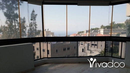 Apartments in Dik El Mehdi - L03333 - Spacious Apartment For Rent with Open View in Dik El Mehde