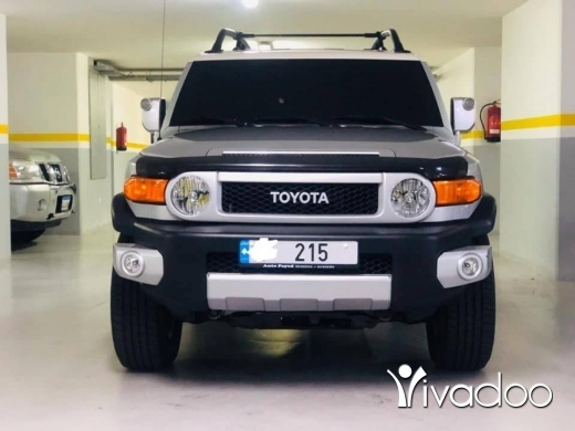 Toyota in Port of Beirut - jeep