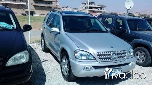 Mercedes-Benz in Port of Beirut - ml