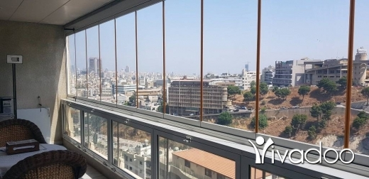 Apartments in Hazmieh - L05031 Apartment For Sale in Hazmieh Mar Takla Open View