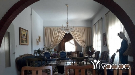 Villas in Mrouj - L03209 - Catchy House For Sale Sitting On 1300 sqm Land in El Mrouj With Panoramic View
