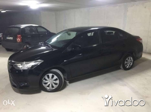 Toyota in Aley - GRATUIT Toyota yaris 2016 ‎عاليه, جبل لبنان