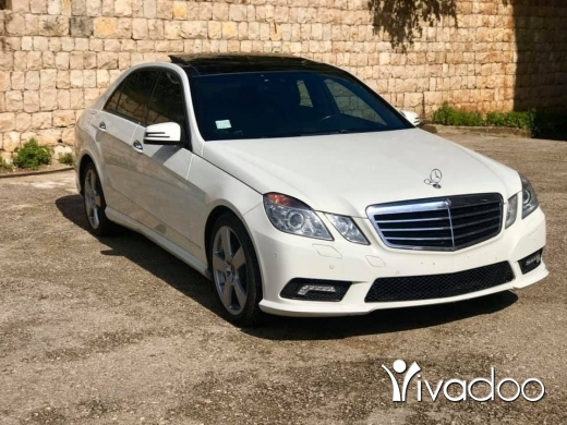 Mercedes-Benz in Beirut City - 19 500 $ Mercedes E350 in excellent condition ‎ناعمة, جبل لبنان