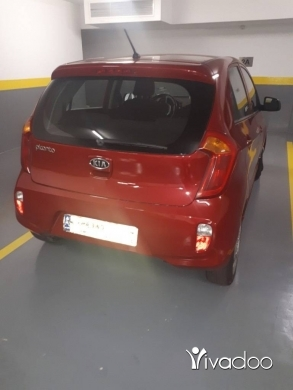 Kia in Ain Mreisseh - Kia picanto ex model 2012 automatic for 6000$