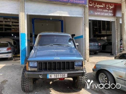 Jeep in Zahleh - 6 000 $ jeep زحلة مار الياس, البقاع