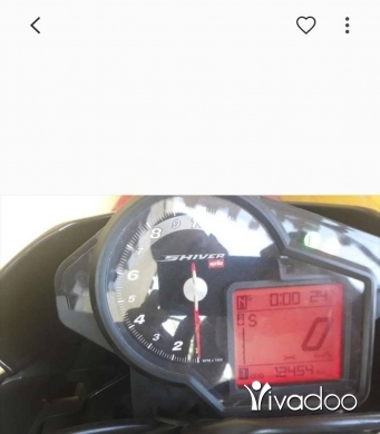Motorbikes & Scooters in Baabda - aprilia shiver 750 cc