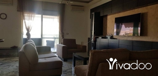Apartments in Mar Takla - L04940 Furnished Apartment For Rent In Mar Takla With Open View
