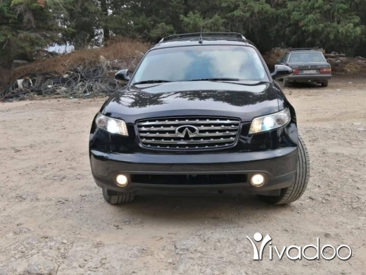 Infiniti in Beirut City - 8 500 $ Fx 35 4wd ‎بيروت, بيروت‎