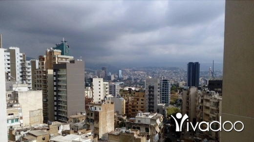 Office in Achrafieh -  L03386 Nice Office For Rent In A Prime Location Of Achrafieh Near Hotel Dieu