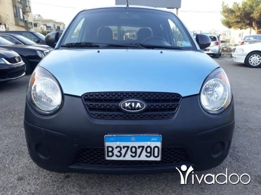 Kia in Beirut City - Husseini ExpoS'abonner 4 h Kia picanto like new for sale 2011 Very clean No Accident 4300$ 03901246