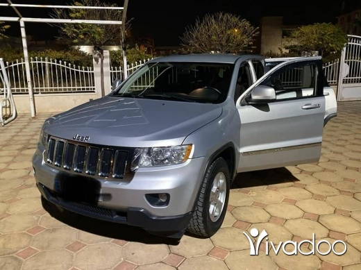 Jeep in Zahleh - 12 200 $ New Grand cherokee mod 2011 V6.امكانية الفحص بالكامل.٧٠٤٥٥٤١٤ زحلة مار الياس, البقاع