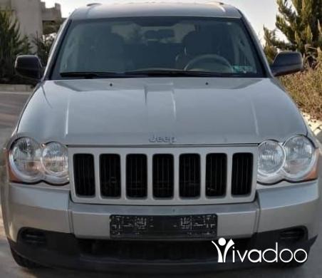 Jeep in Nabatyeh - 9 800 $ New Grand cherokee mod 2008 V8.اجنبي.امكانية الفحص بالكامل ٧٠٤٥٥٤١٤ شقرا, النبطية