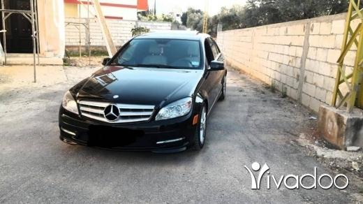 Mercedes-Benz in Akkar el-Atika - 10 000 $ C300 2009 برقايل, عكار