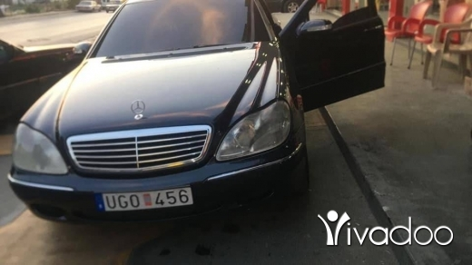 Mercedes-Benz dans Zgharta - GRATUIT S320 1999.full mbda lira. 03117920 زغرتا, الشمال
