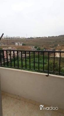 Apartments in Tripoli - 280 $ شقة للإيجار في ابي سمراء.(آخر الشلفة).ط 1 منظر رائع و يوجد كراج للسيارة ب 420 الف مع الكهربا