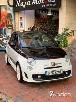 Fiat in Beirut City - 15 500 $ Fiat 500c Abarth 2012 Cabrio بيروت, بيروت