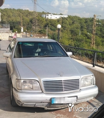 Mercedes-Benz in Beirut City - 2 800 $ 500 sel