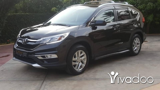"Honda in Minieh - GRATUIT Honda CR-v ""EXL"" 2015 Full Option"
