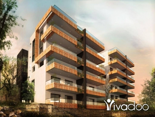 Apartments in Braij - Apartment for Sale In Braij with An Open Sea view : L04298