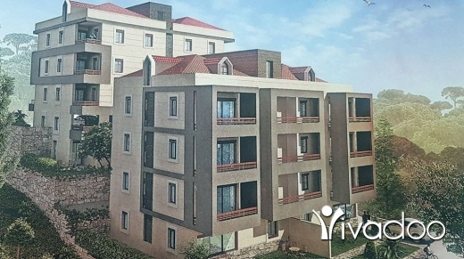 Duplex in Hboub - For Sale Duplex Apartment With Open View Under-Construction In Hboub : L04263