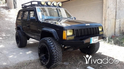 Jeep in Beirut City - 4 600 $ jeep cherokee