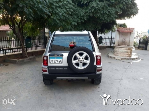 Jeep in Zgharta - 5 500 $ Freelander 2004 tel ..03667511 ‎زغرتا, الشمال