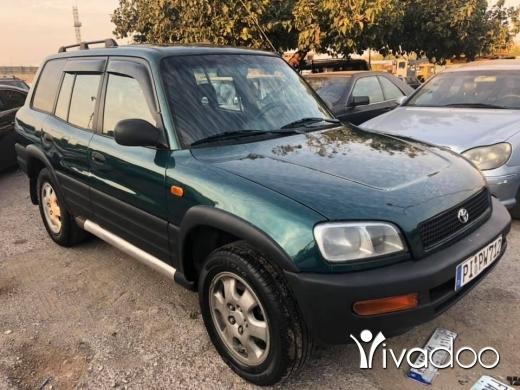 Toyota in Tripoli - 5 300 $ toyota rav4 1998 4wel fatha ec ankad 03396317 طرابلس, الشمال