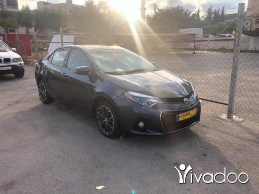 Toyota dans Beyrouth - 14 500 $ Toyota corola S 2015
