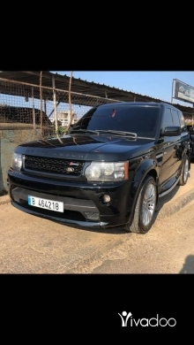 Rover in Tripoli - 15 000 $ range rover sport 2006 look 2012 03396317 طرابلس, الشمال