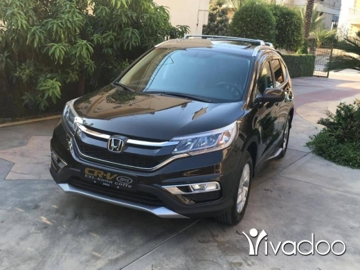 هوندا في منيه - GRATUIT Honda CR-V *EXL* 2015 In Excellent Condition