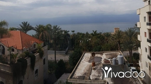 Apartments in Fidar - Furnished Apartment For Rent In Fidar With An Open Sea view : L04240