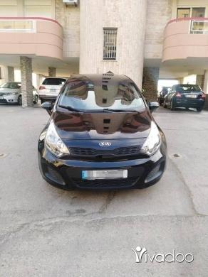 Kia in Beirut City - 9 200 $ Kia rio 2014