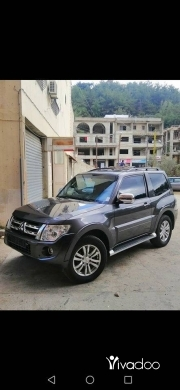 Mitsubishi in Beirut City - 111 $ Pajero 2012 3.8 liter neat and clean no accident low mileage guaranteed ‎شحيم, جبل لبنان
