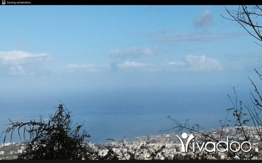 Terrain dans Broumana - Land for sale main road sea view panoramique