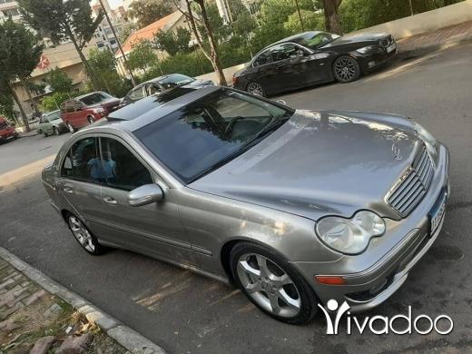 Mercedes-Benz in Beirut City - 7 500 $ C230 عاليه, جبل لبنان