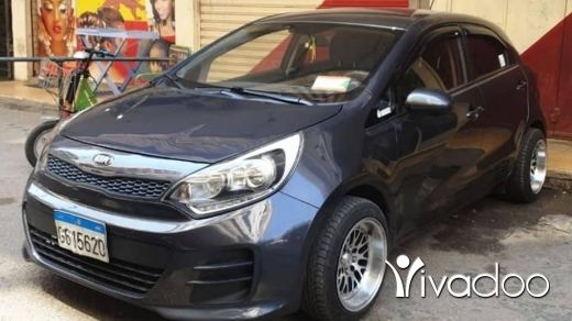 Kia in Beirut City - 11 200 $ Car / kia rio hatshbag 2017