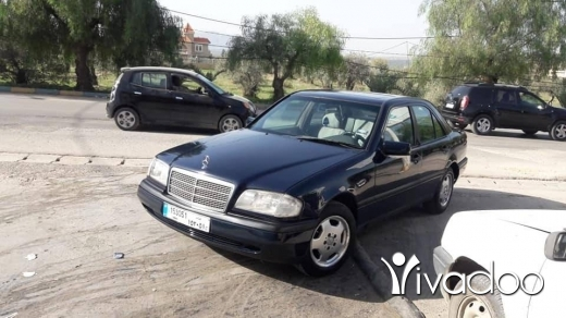 Mercedes-Benz in Akkar el-Atika - 3 800 $ C220 model 94 ‎برقايل, عكار