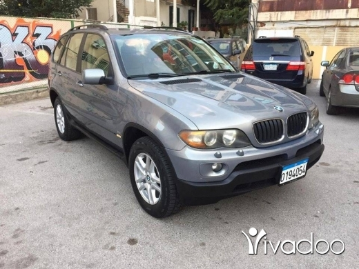 BMW in Beirut City - Hijjawi Auto tradingJ'aime la Page 17 octobre BMW X5 V6 | 3.0 Year : 2006  ✔ no accidents ✔ very cle