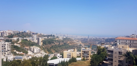 Apartments in Baabda - L04909  Apartment For Rent in Mar takla With Open VIew