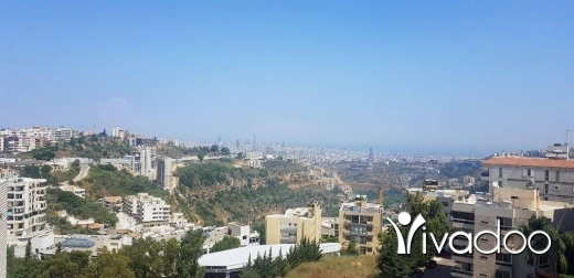 Apartments in Loueizeh - L04833 Luxury Apartment For Rent In Louazieh With Open VIew