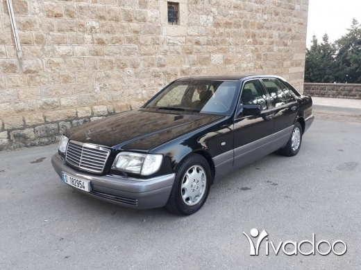 Mercedes-Benz in Baabda - 3 400 $ Mercedes s500 model 1992 super clean ‎بعبدا, جبل لبنان