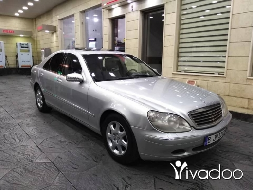 Mercedes-Benz in Beirut City - 3 300 $ اوتوماتيك خارقه النضافه و مفولي
