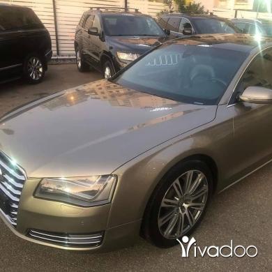 Audi in Beirut City - 22 900 $ AUDI A 8 2012 L بيروت, بيروت
