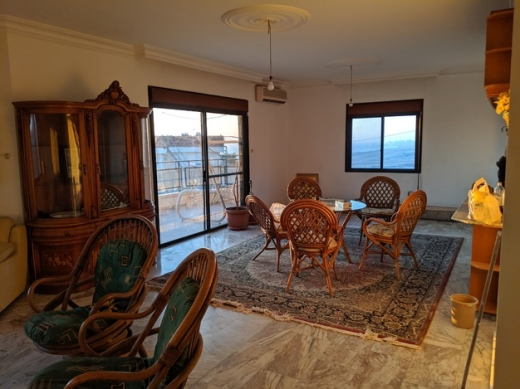 Apartments in Bchamoun - For rent Bshamoon al Yanar yahoodie deluxe attractive Furnished