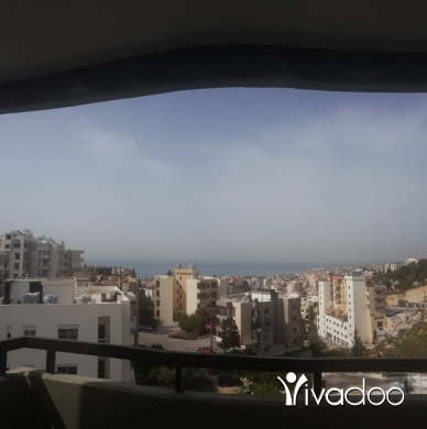 Duplex in Blat - Renovated Duplex Apartment For Rent in Jbeil In A Very Well location : L04207