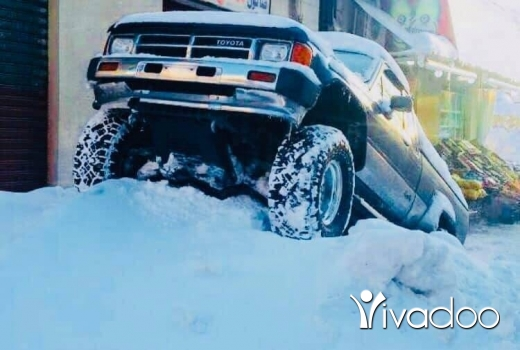 Toyota in Beirut City - GRATUIT Toyota Tacoma 1987 4*4 extra car special edition صوفر, جبل لبنان