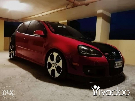 Volkswagen in Beirut City - 7 900 $ Golf Gti model 2006