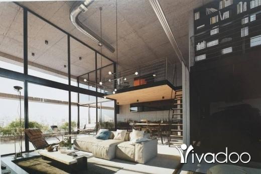 Loft in Achrafieh -  L05755  140 sqm Loft for Sale in Mar Mikhael